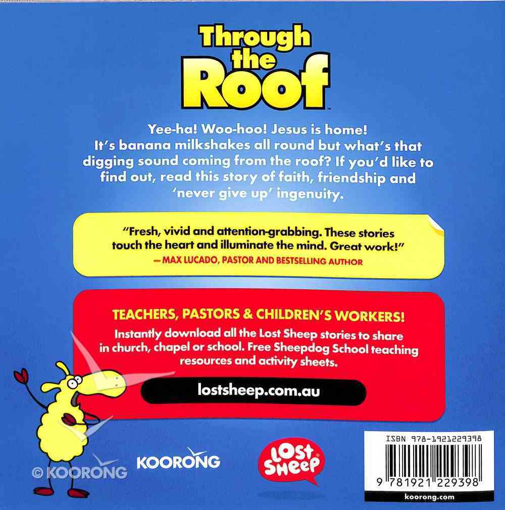 Through the Roof (Lost Sheep Series) Paperback