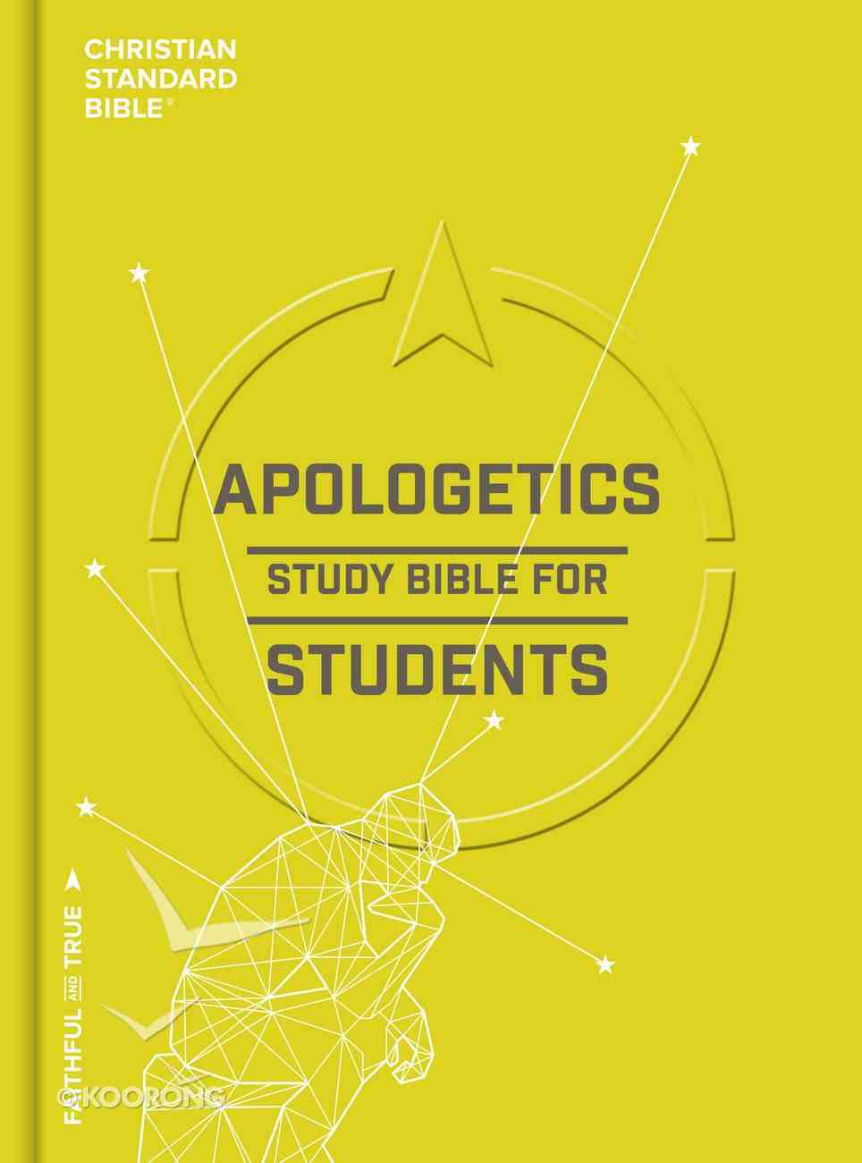 CSB Apologetics Study Bible For Students Hardback