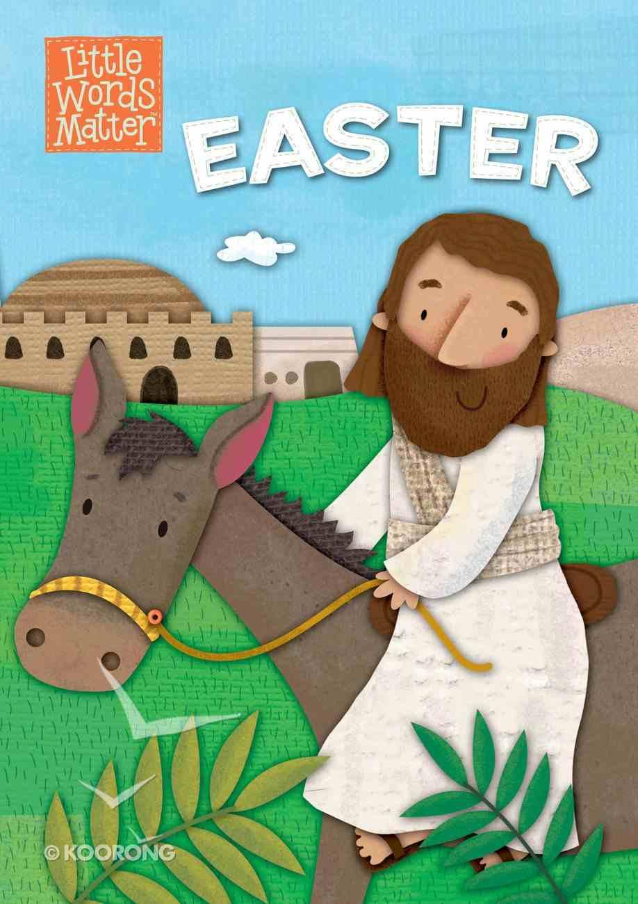 Easter Board Book