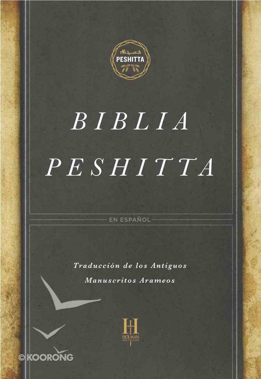 Biblia Peshitta Tapa Dura Hardback
