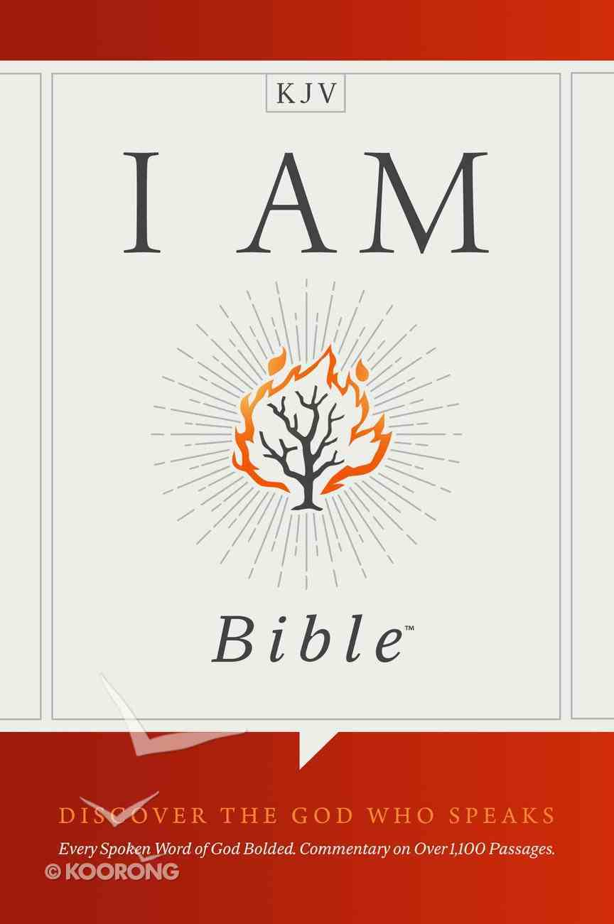 KJV I Am Bible Hardback