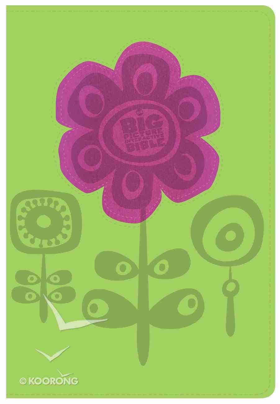 CSB Big Picture Interactive Bible Flowers Imitation Leather