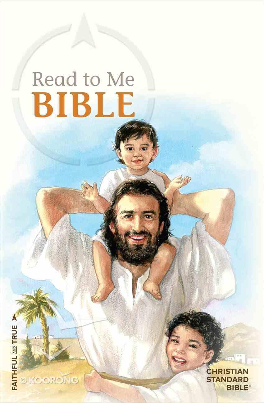 CSB Read to Me Bible Hardback