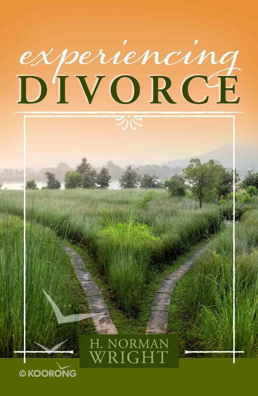 Experiencing Divorce Paperback