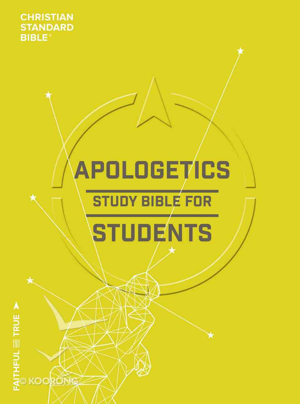 CSB Apologetics Study Bible For Students Paperback
