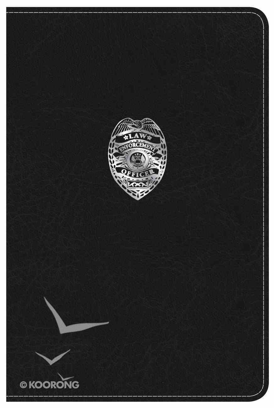 CSB Law Enforcement Officer's Bible Imitation Leather