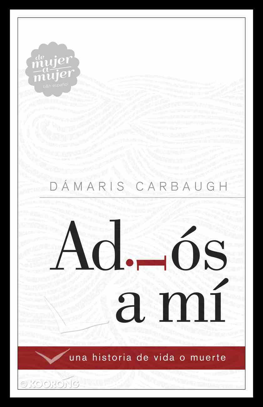 Adis a M Paperback