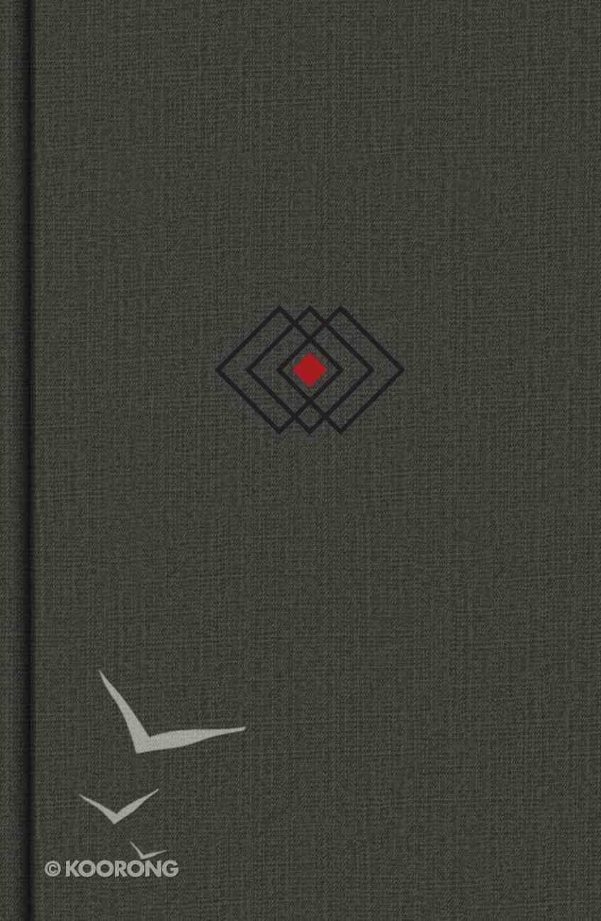 NKJV Summary Bible Charcoal Indexed Hardback