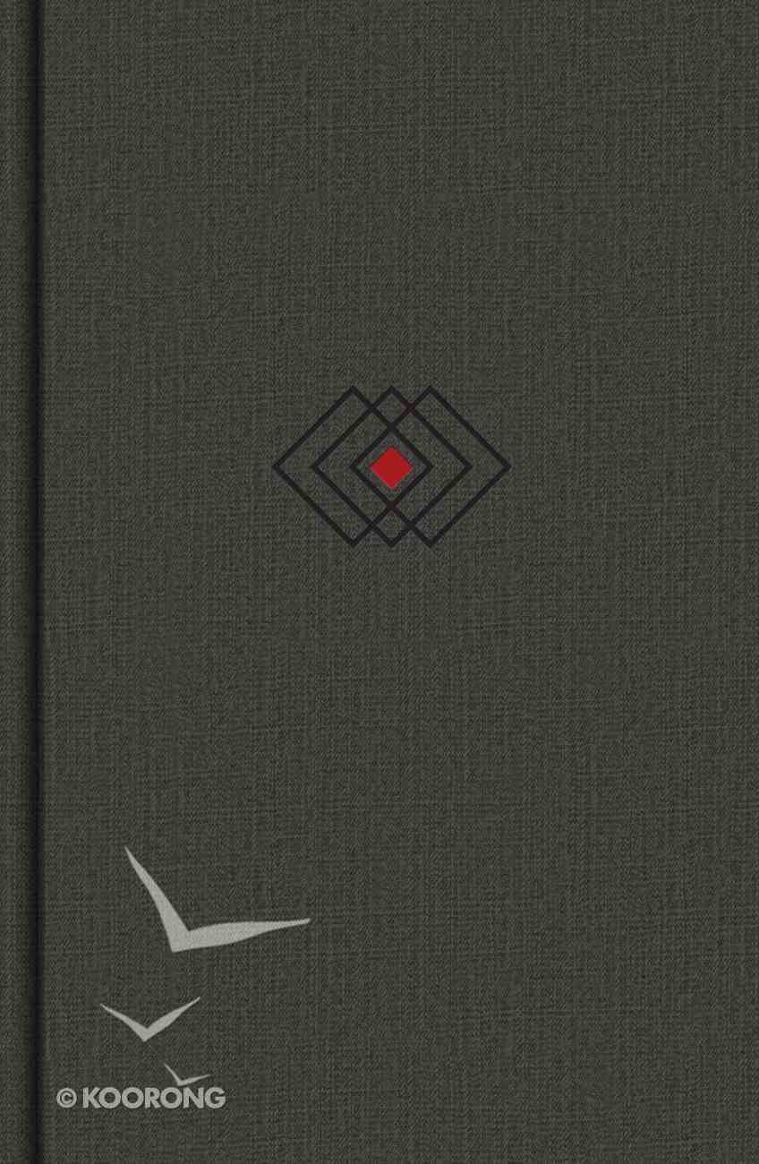 KJV Summary Bible Charcoal Indexed Hardback