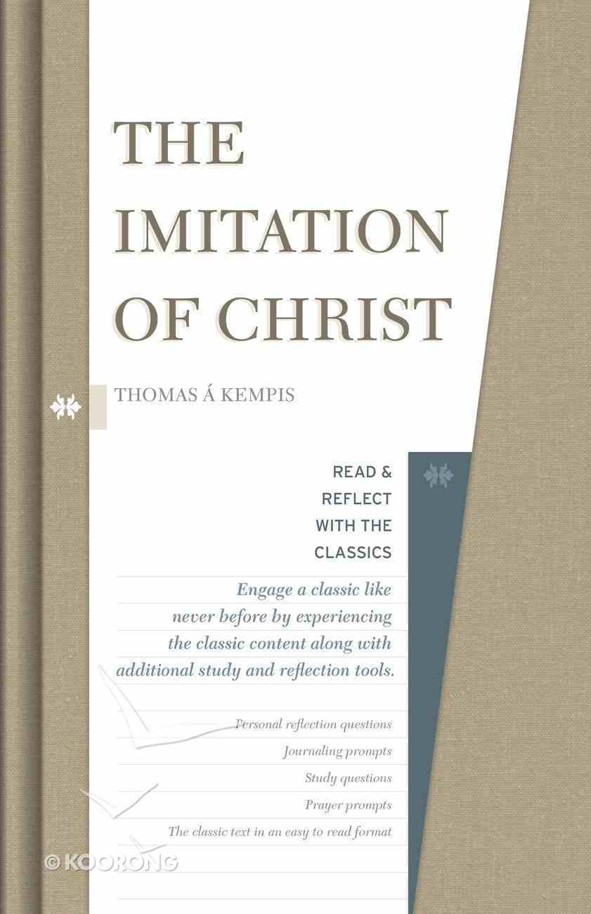 Rrc: The Imitation of Christ Hardback
