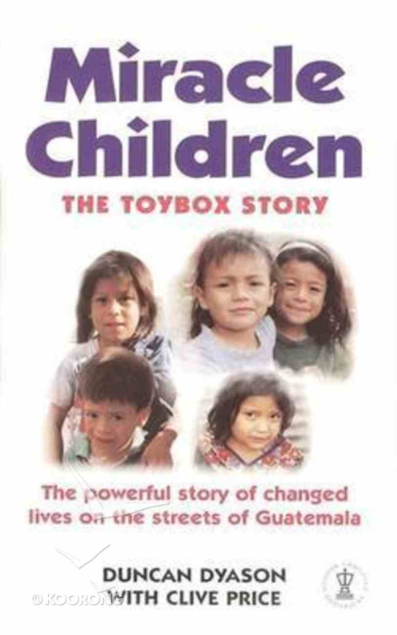 Miracle Children Paperback