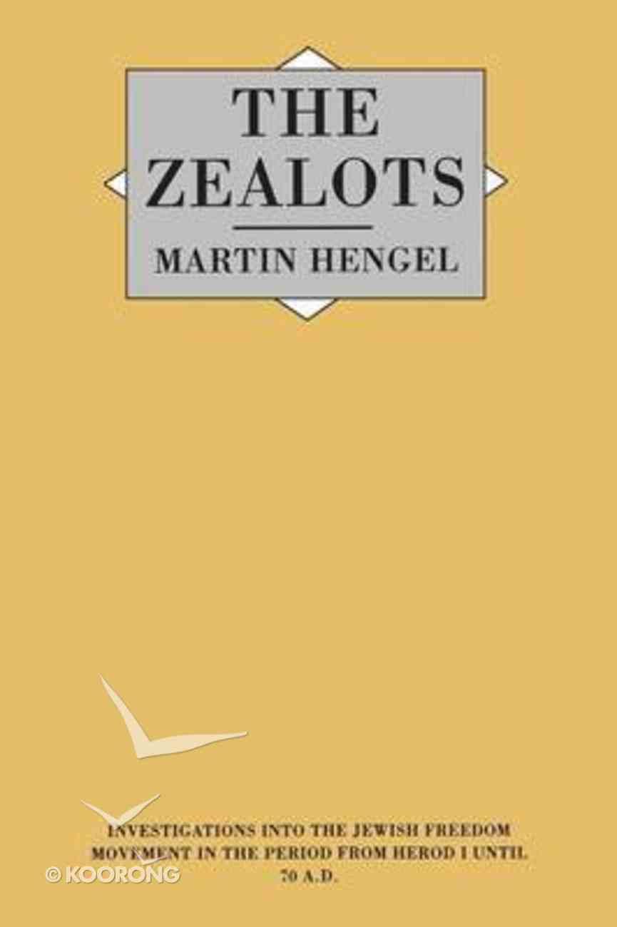 The Zealots Paperback