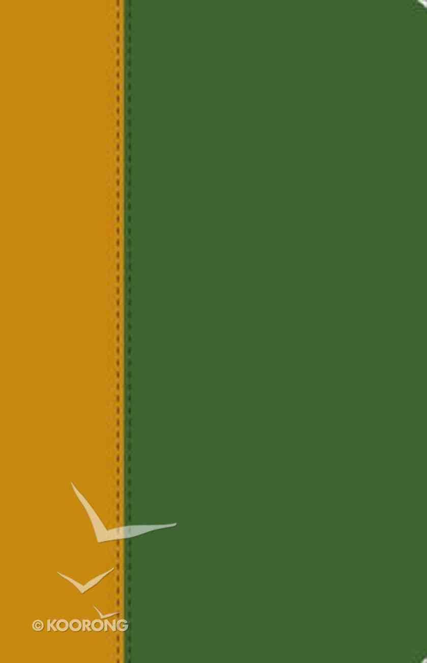 ESV Thinline Bible Racing Green Imitation Leather