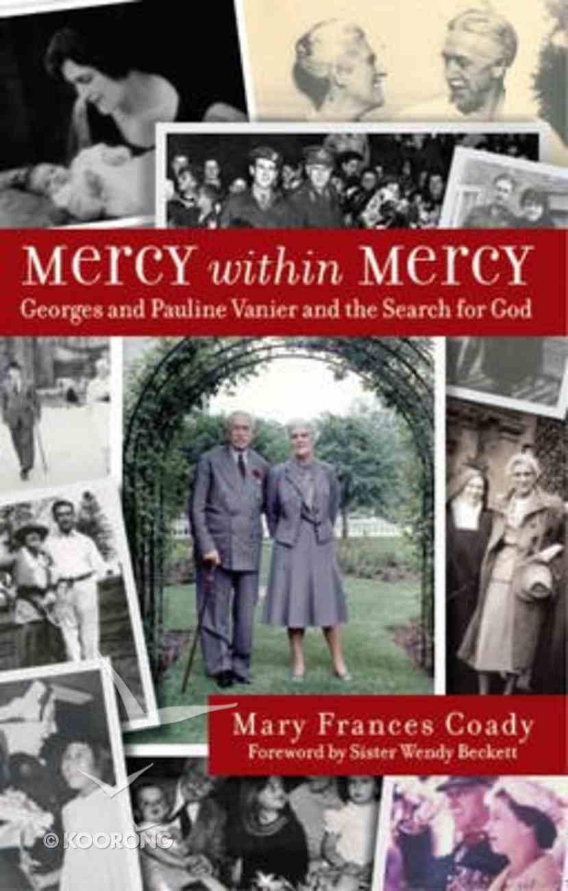 Mercy Within Mercy Paperback