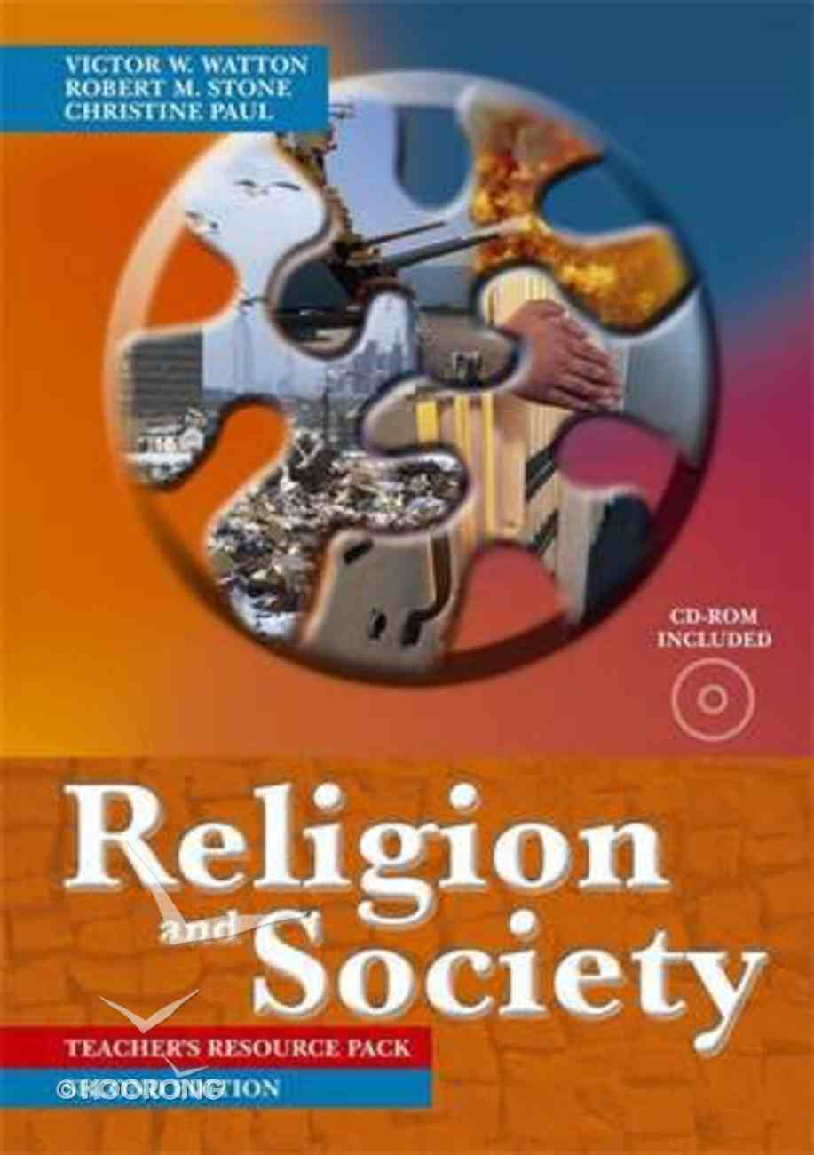 Religion and Society 2ed (Teacher's Resource Pack) Pack