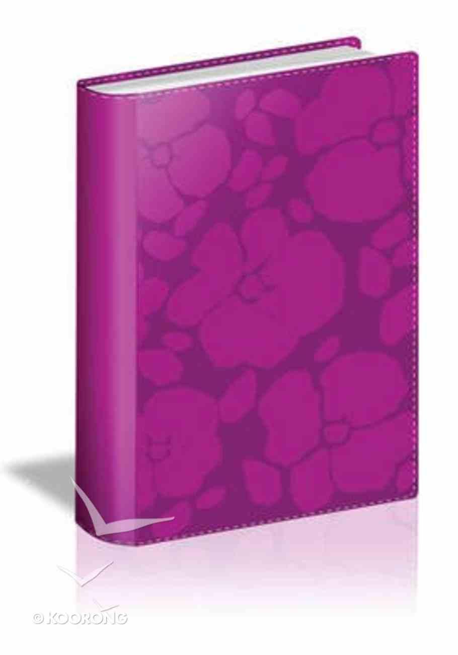 Rvr1960 Santa Biblia Thompson Edicion Especial Para El Estudio Biblico Pink (Red Letter Edition) Imitation Leather