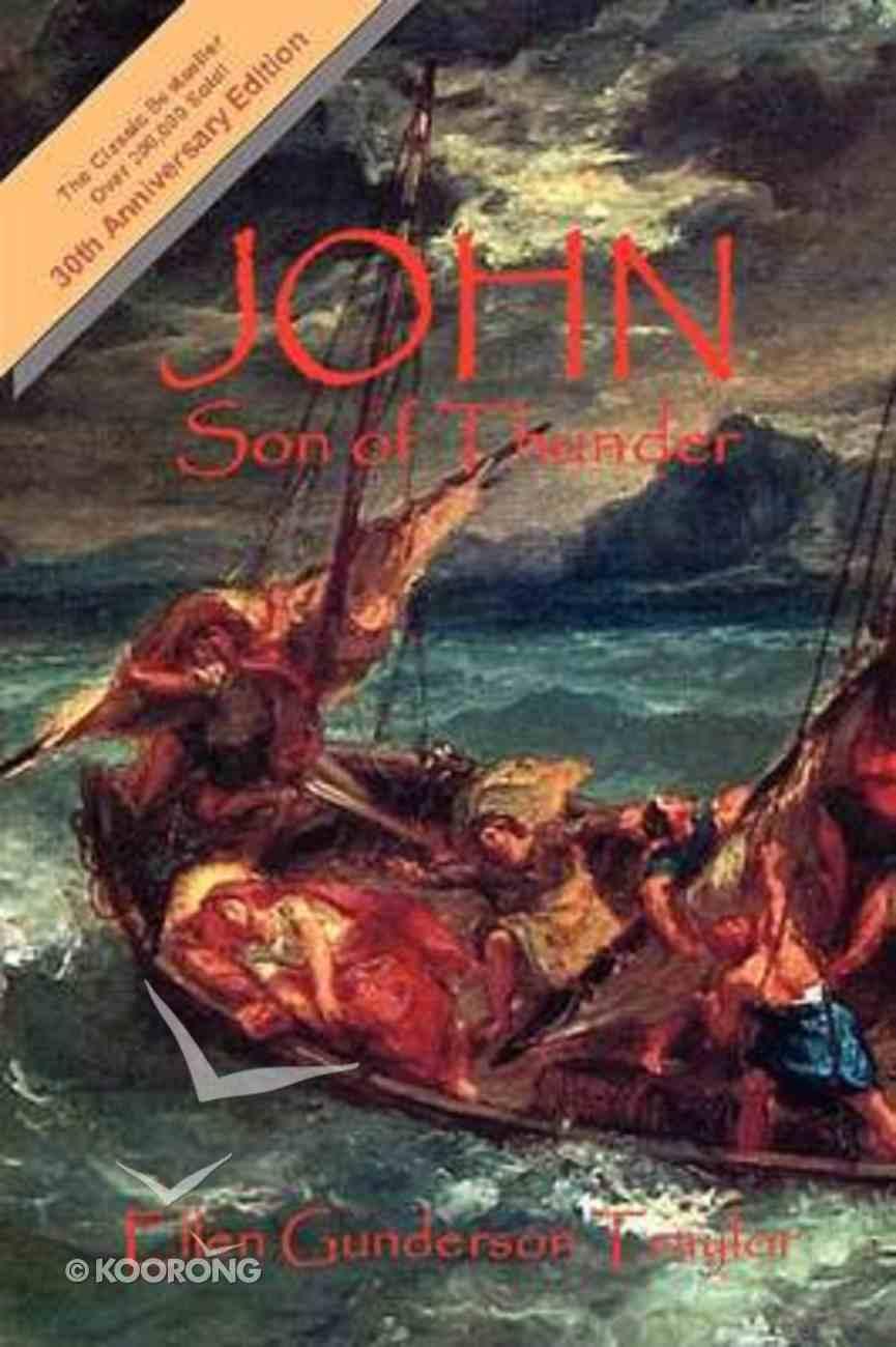 John - Son of Thunder Paperback