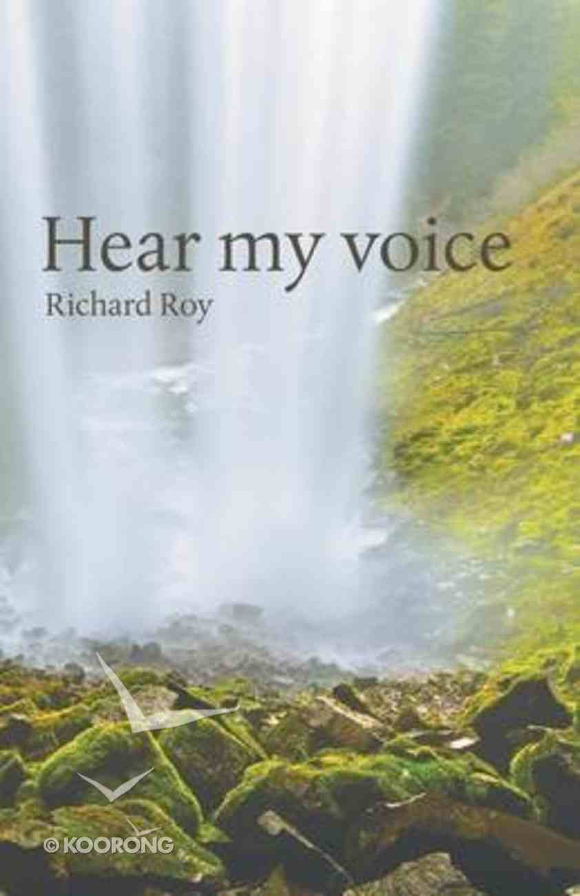 Hear My Voice Paperback