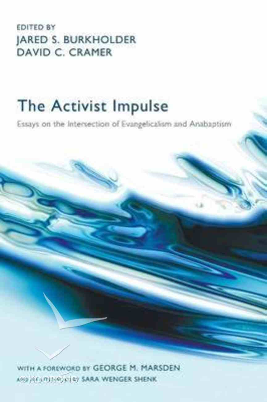 The Activist Impulse Paperback