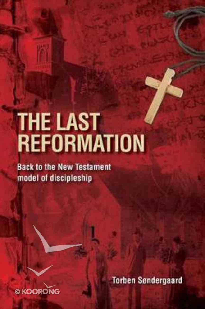 The Last Reformation Paperback