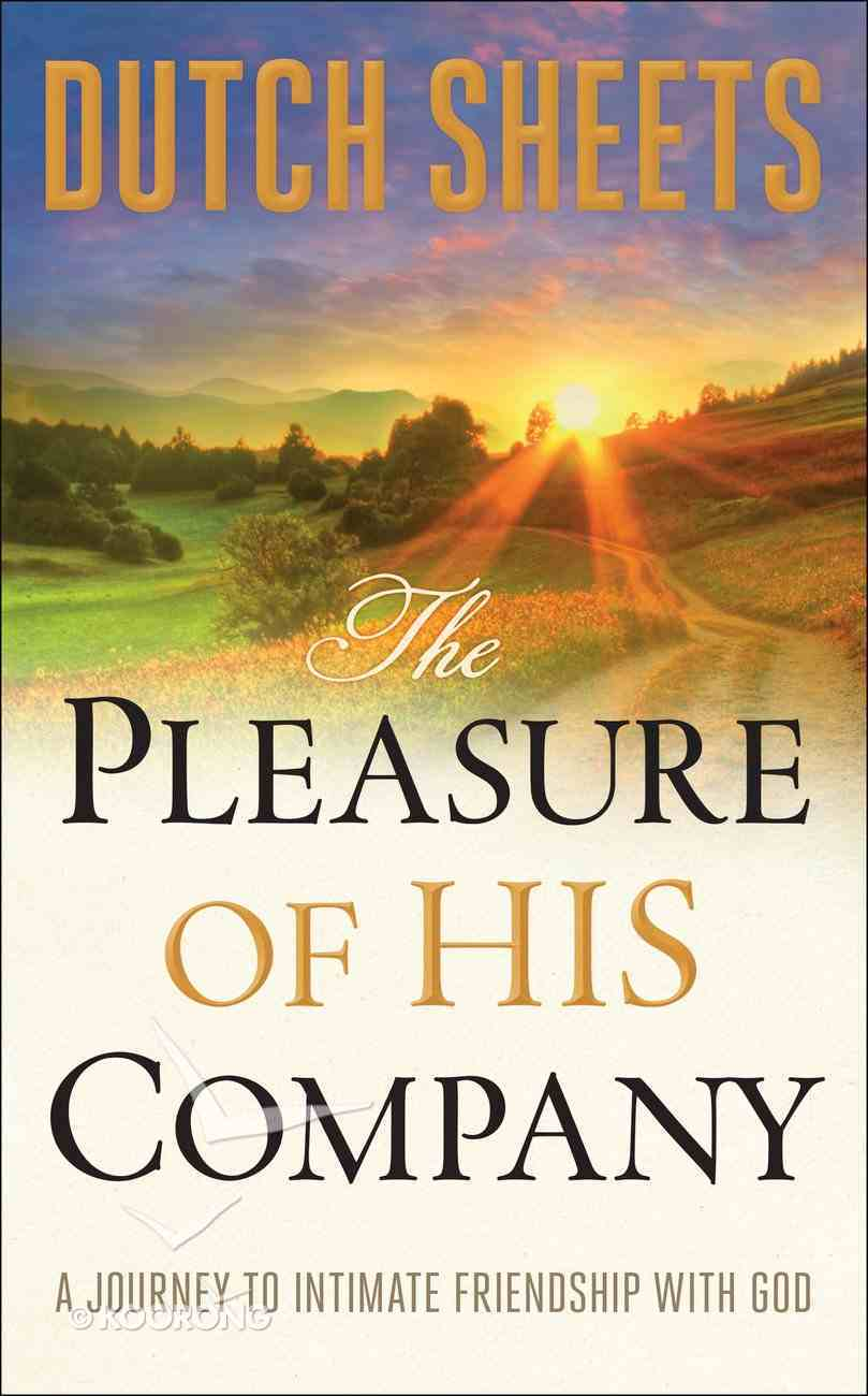 The Pleasure of His Company Hardback