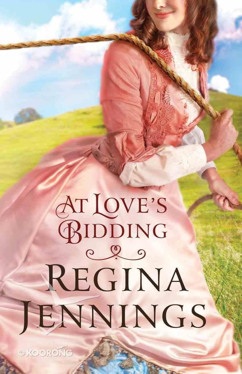 At Love's Bidding Paperback