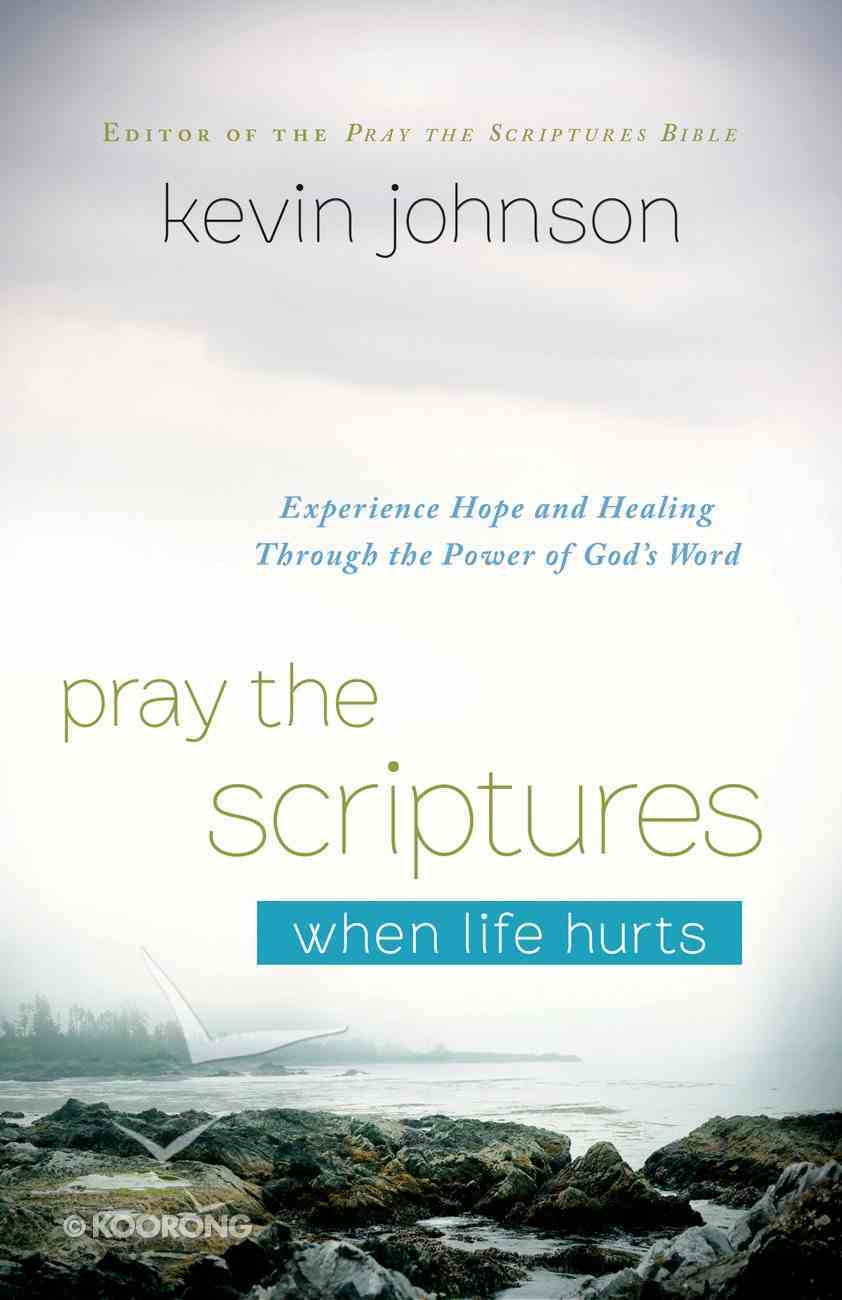Pray the Scriptures When Life Hurts Paperback
