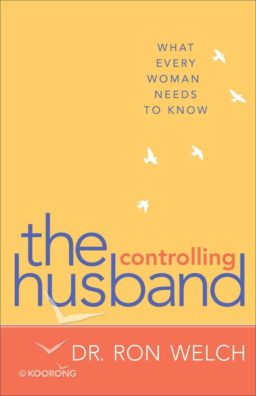 The Controlling Husband Paperback