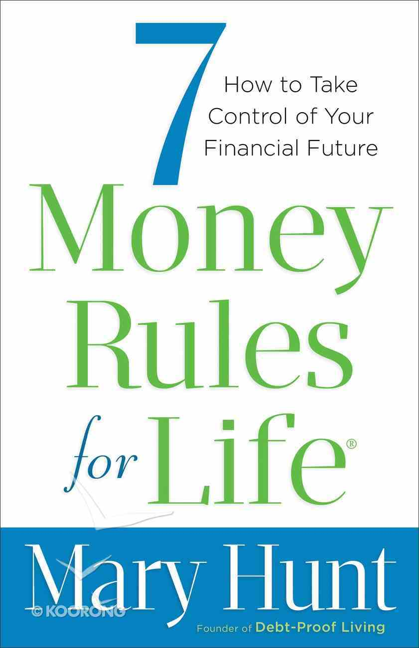 7 Money Rules For Life Paperback