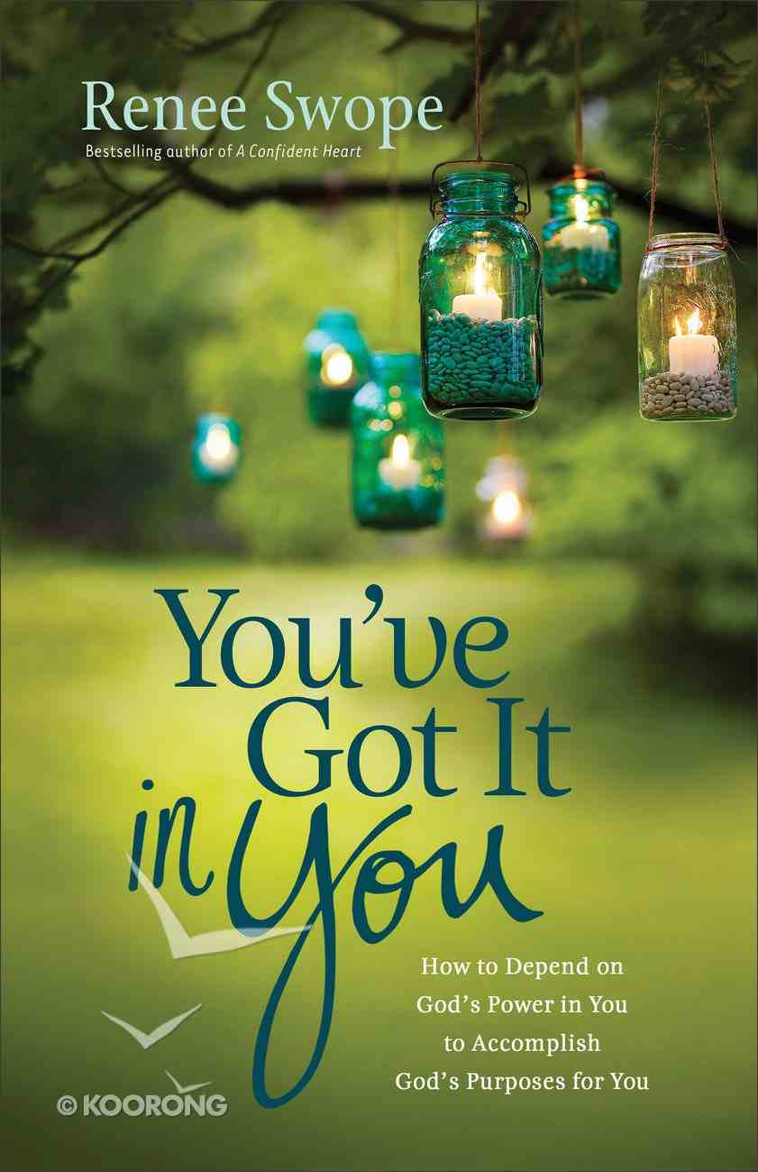 You've Got It in You Paperback