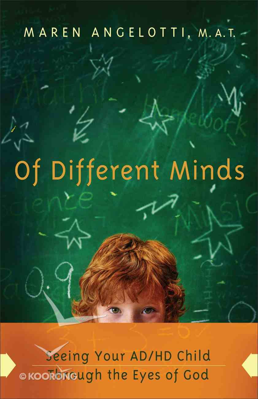 Of Different Minds Paperback