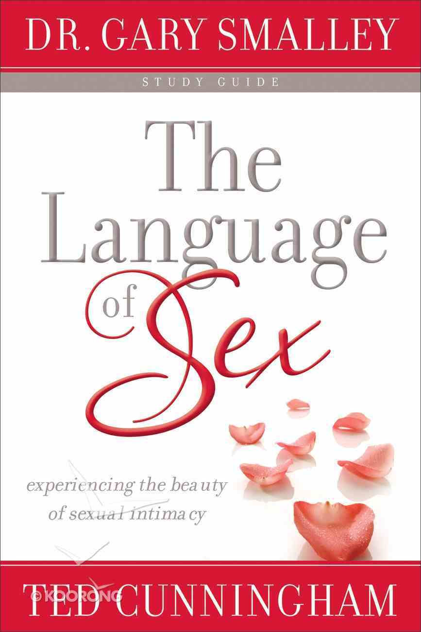 The Language of Sex (Study Guide) Paperback