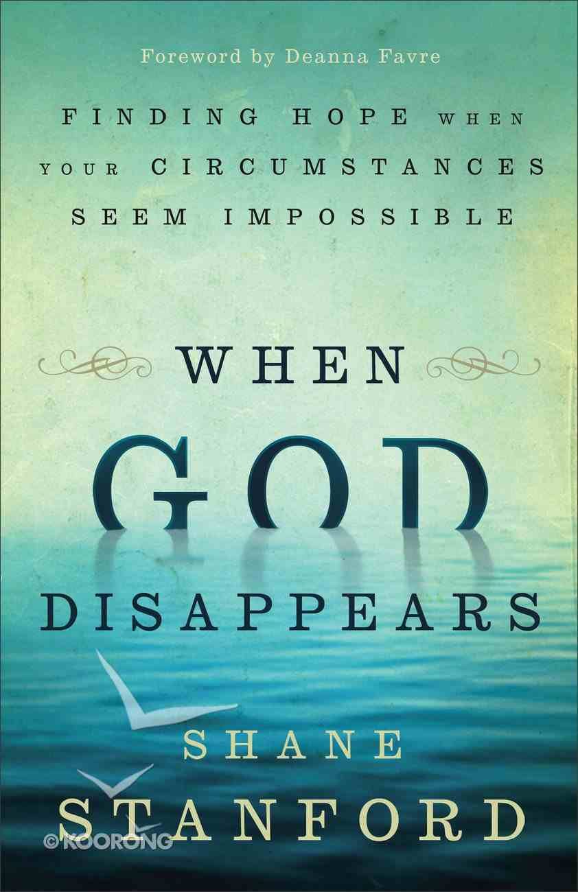When God Disappears Paperback