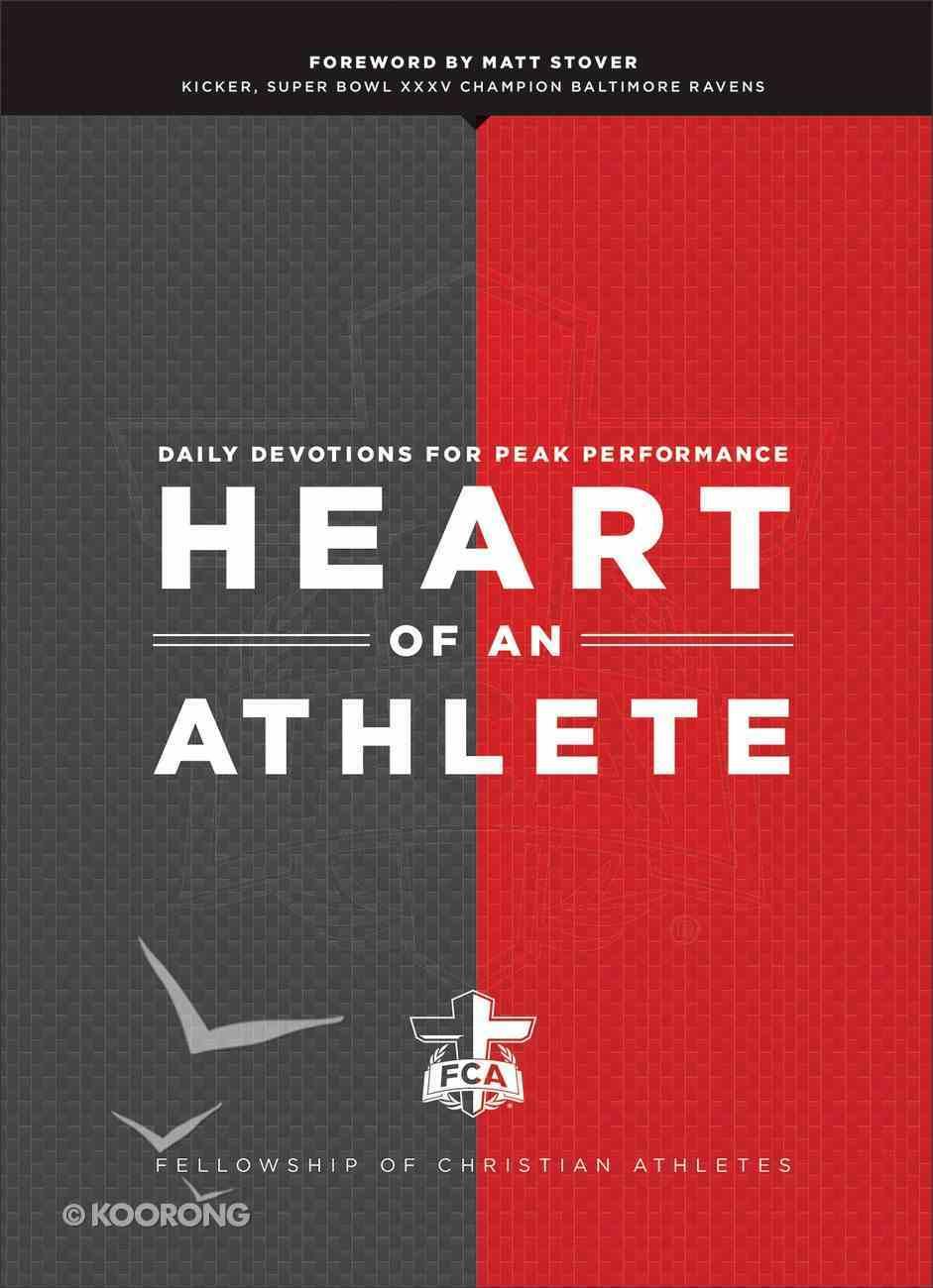 Heart of An Athlete Hardback