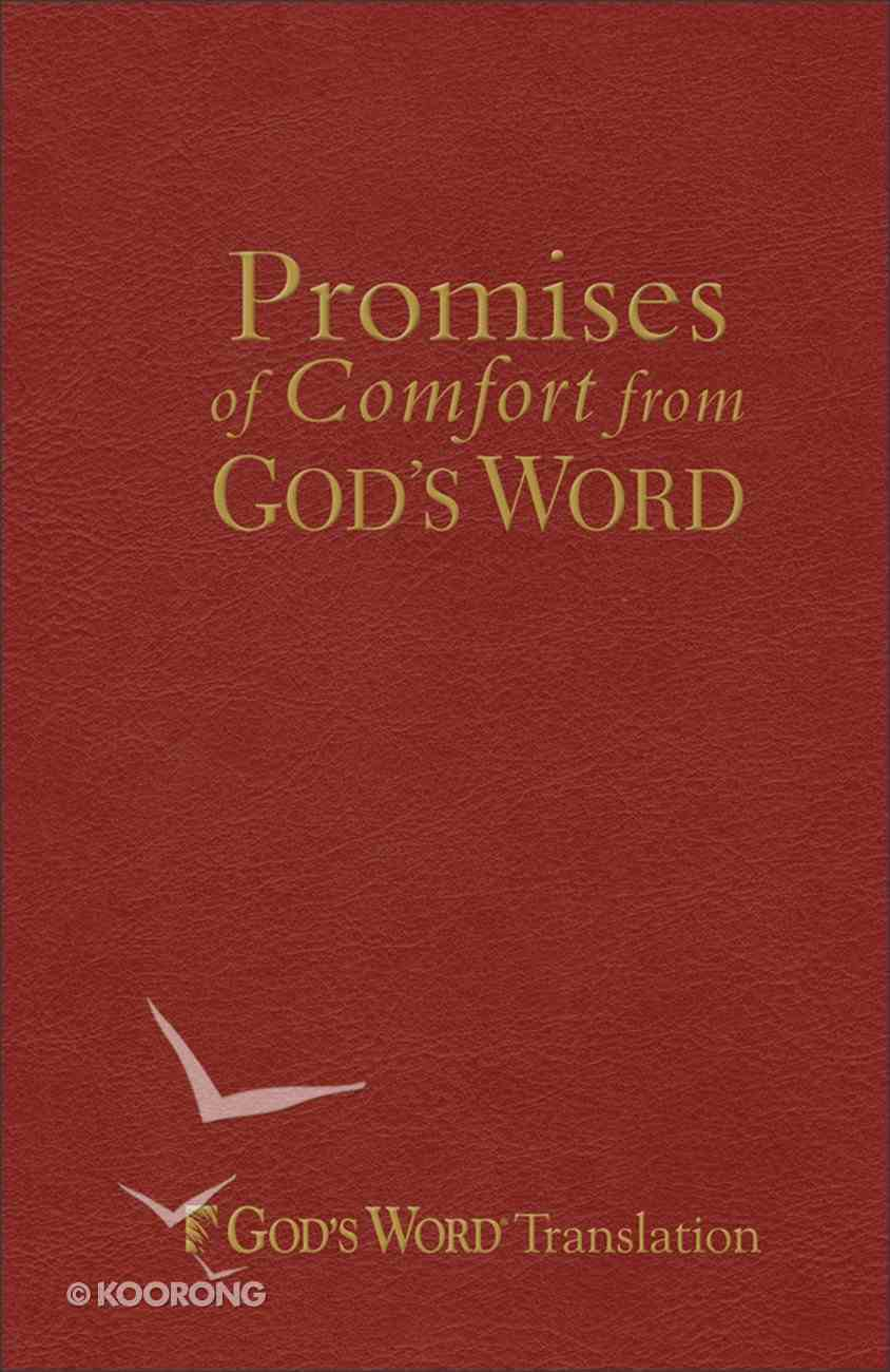 Promises of Comfort From God's Word Imitation Leather
