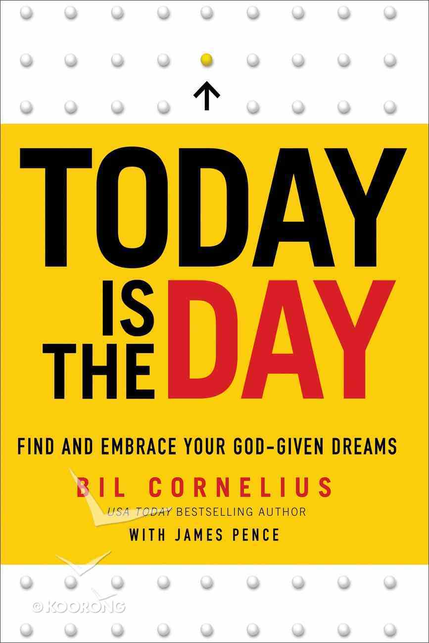 Today is the Day Hardback