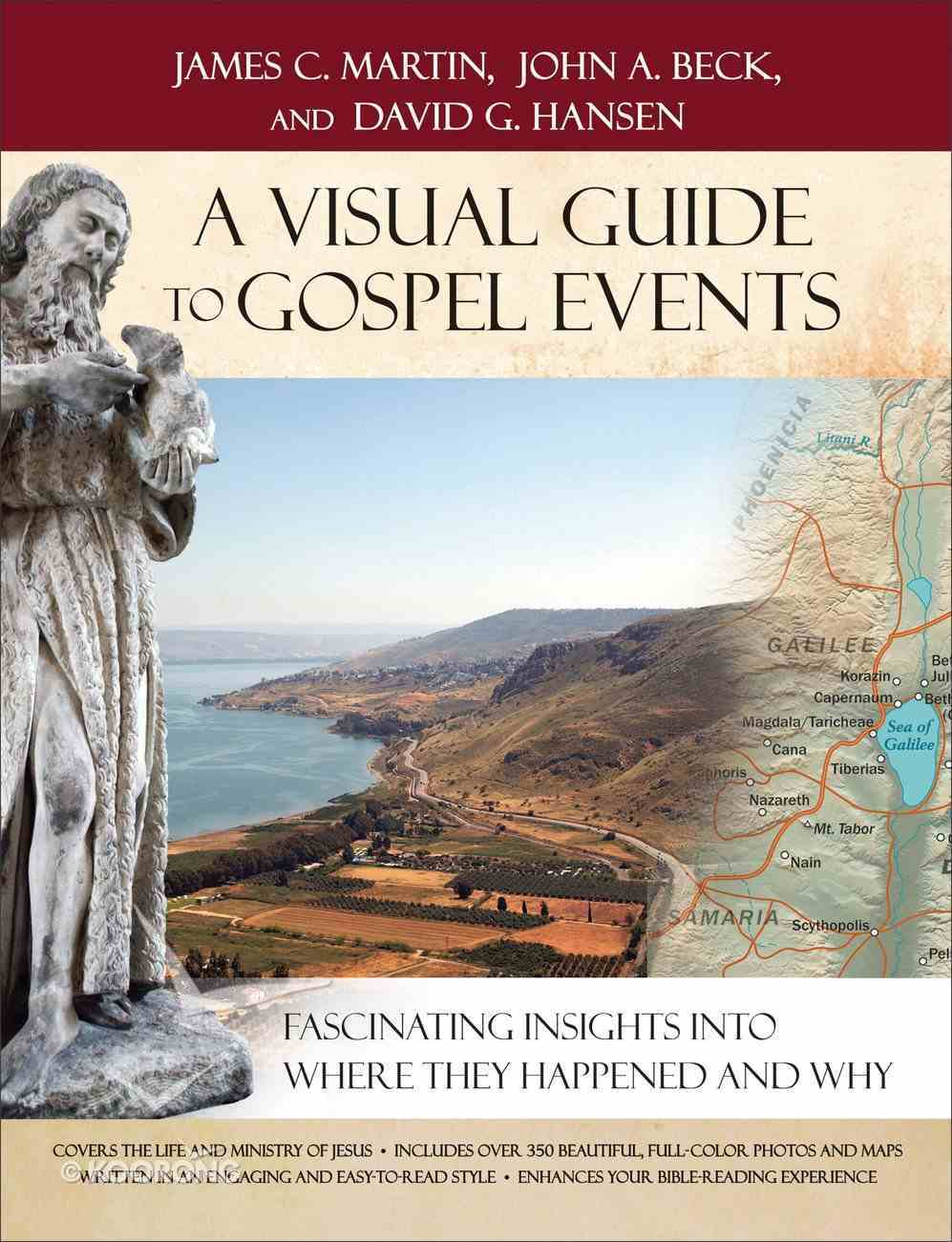A Visual Guide to Gospel Events Paperback
