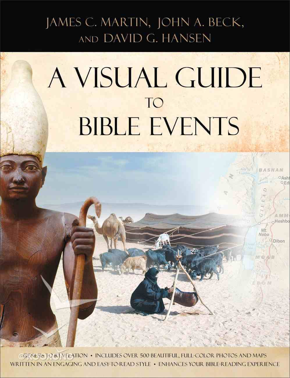 A Visual Guide to Bible Events Paperback