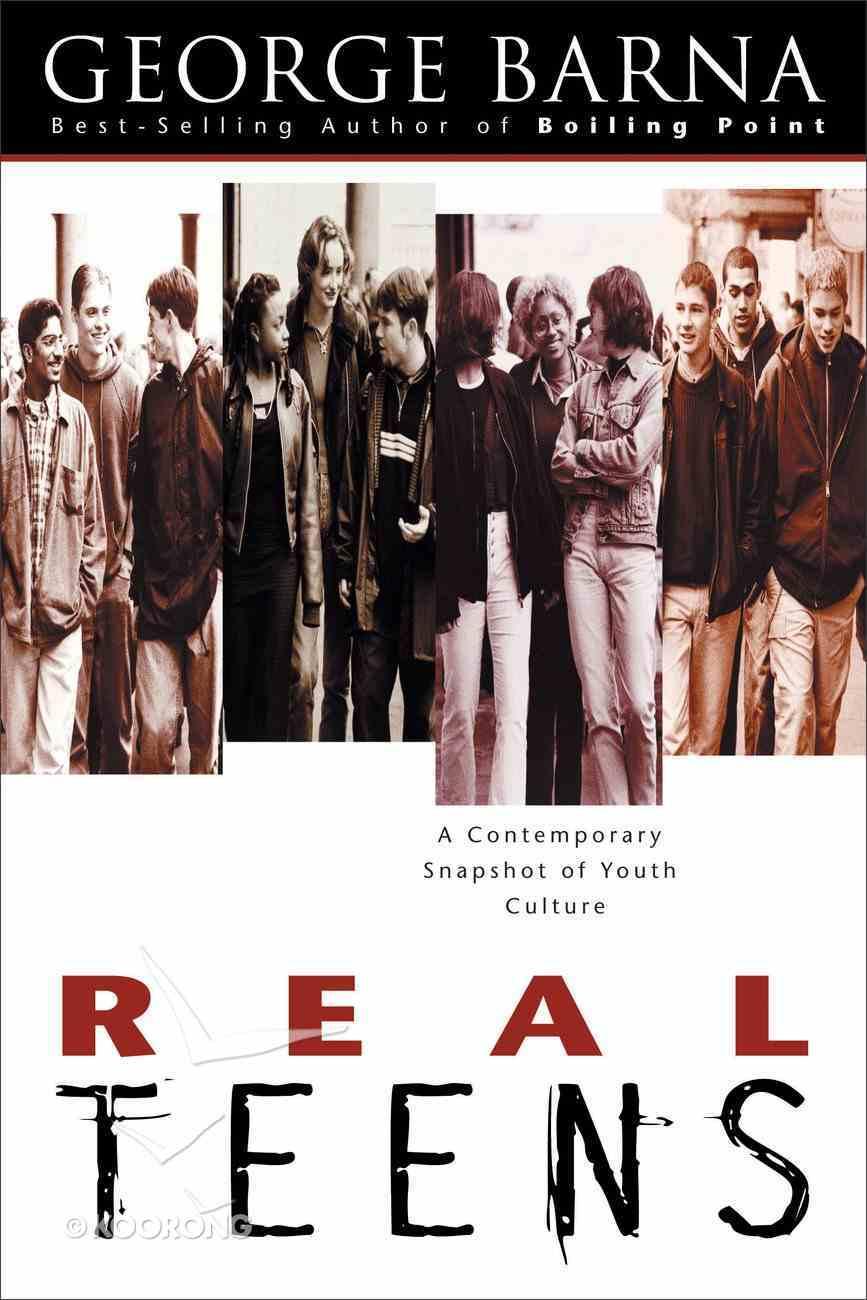 Real Teens Paperback
