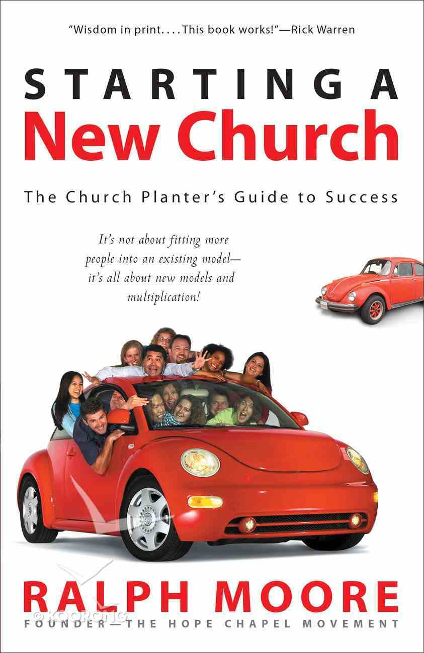 Starting a New Church Paperback
