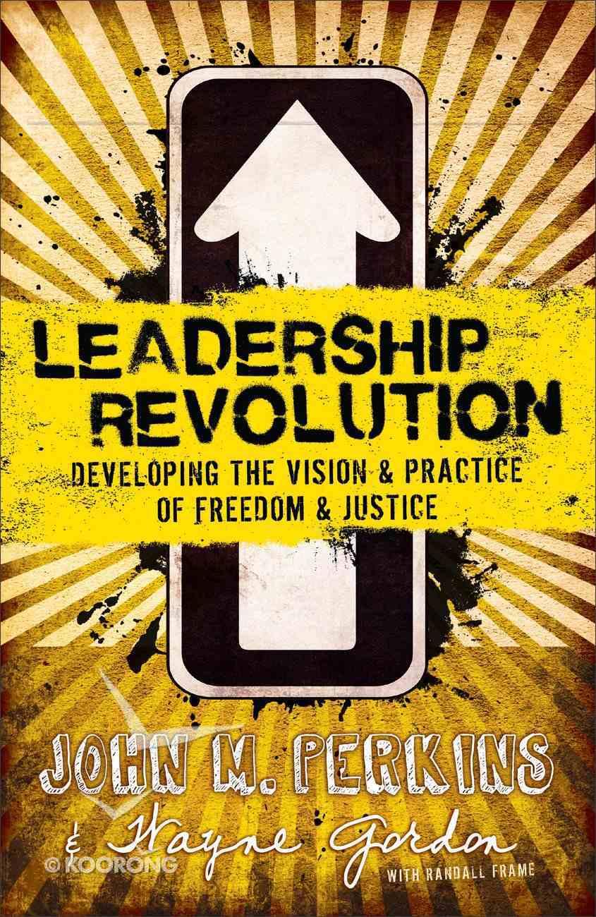 Leadership Revolution Paperback