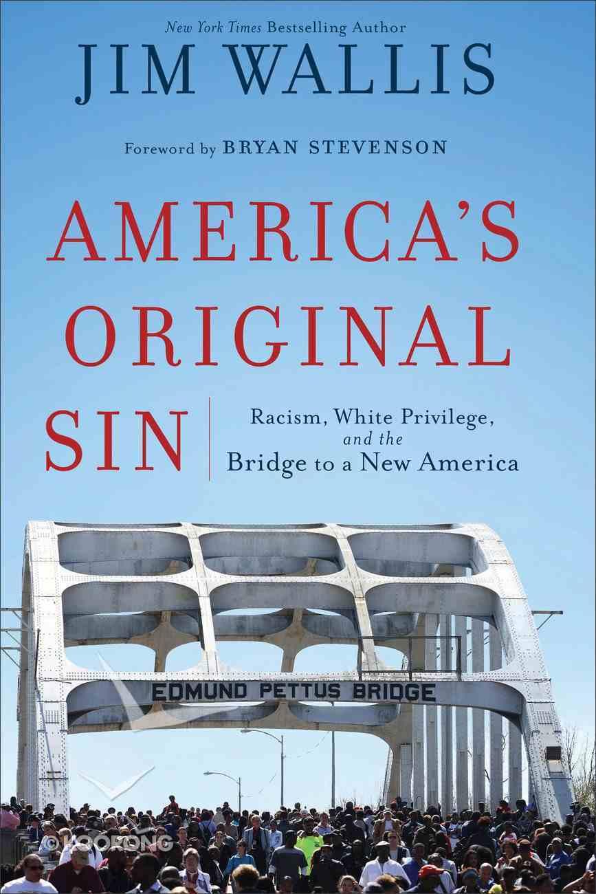 America's Original Sin Hardback
