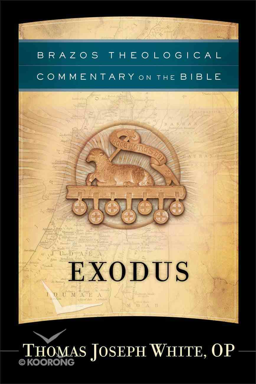 Exodus (Brazos Theological Commentary On The Bible Series) Hardback