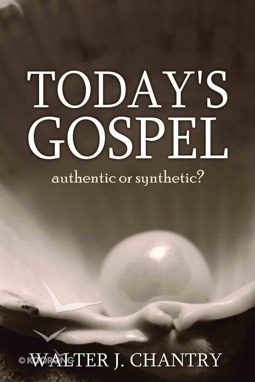 Today's Gospel Paperback