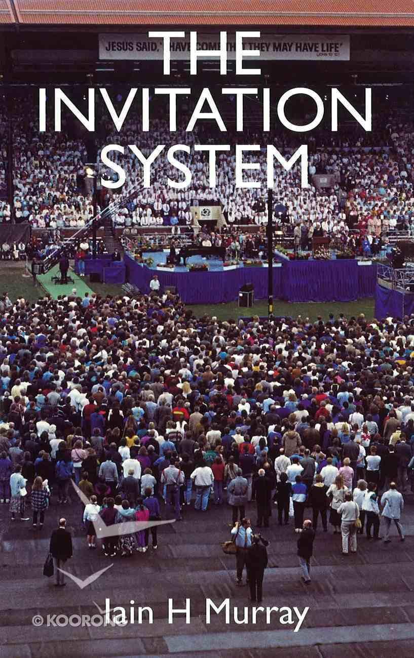 The Invitation System Paperback