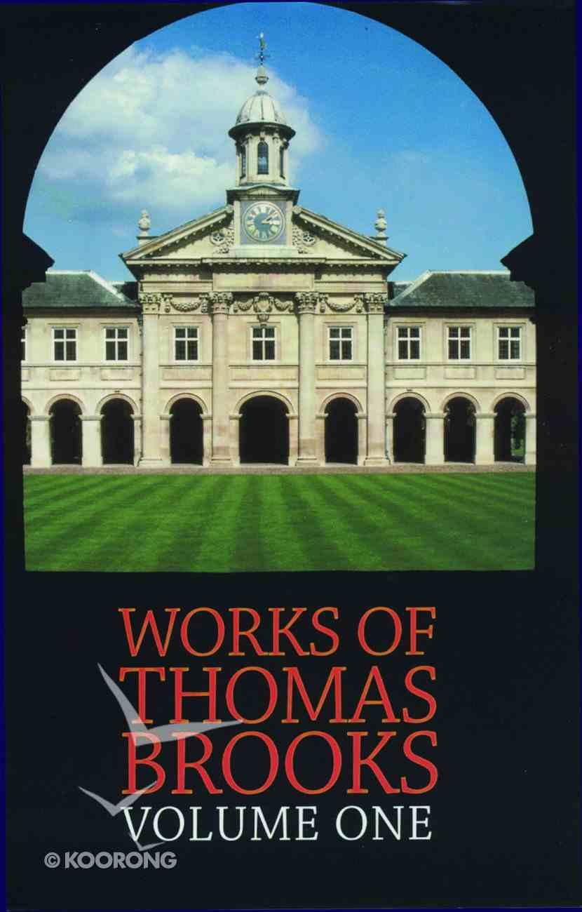 Works of Thomas Brooks #01 Hardback