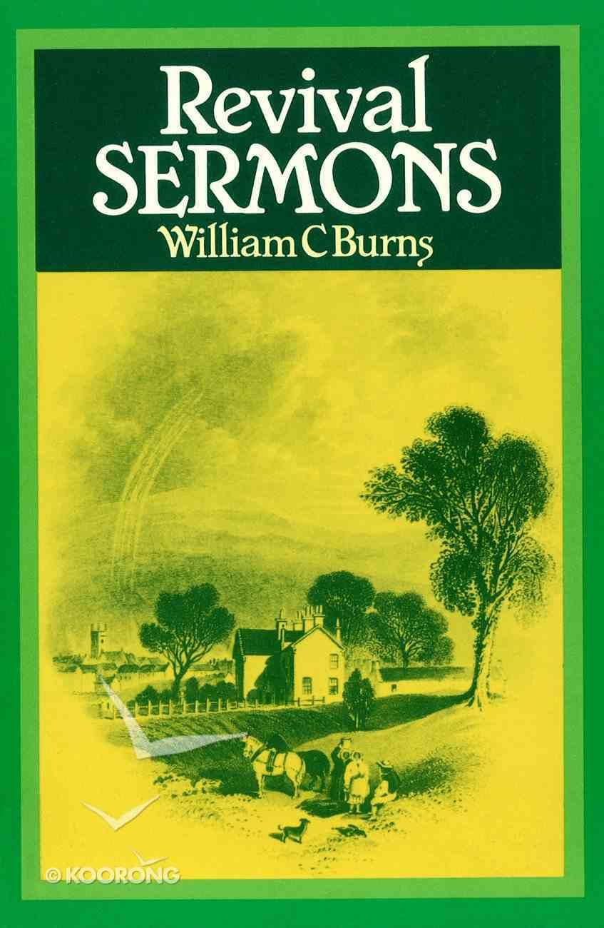 Revival Sermons Paperback