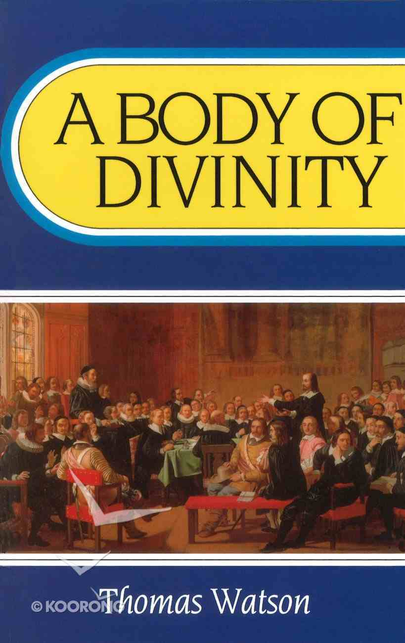 Body of Divinity Paperback