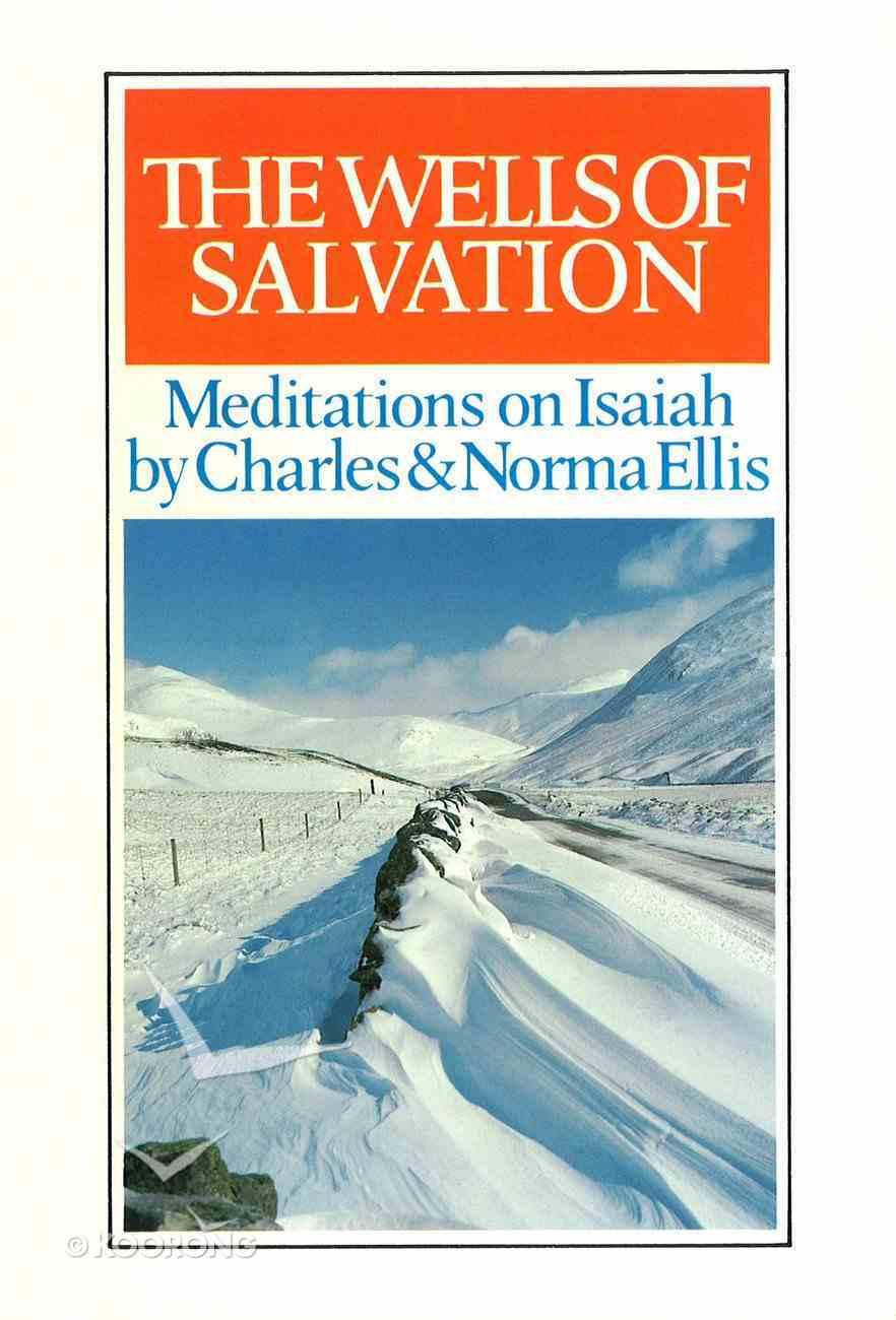 Wells of Salvation Paperback