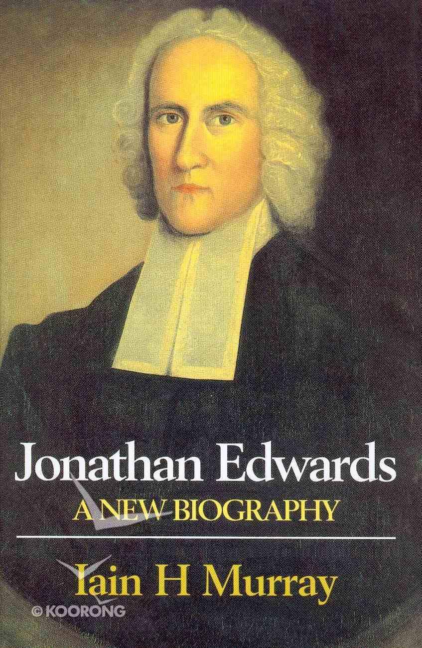 Jonathan Edwards Hardback